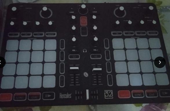 Screenshot 2021-09-29 at 16-18-36 Milanuncios - Controladora DJ - Hercules P32 DJ