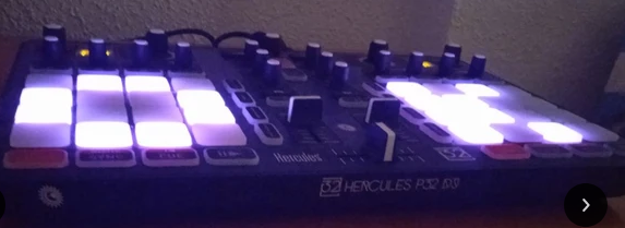 Screenshot 2021-09-29 at 16-18-54 Milanuncios - Controladora DJ - Hercules P32 DJ
